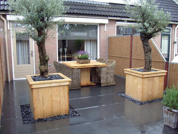 Kwaliteit creativiteit - Tuin ontwerp exterieur ontwerp ...